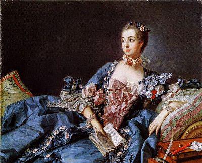 Francois Boucher: Madame Pompadour