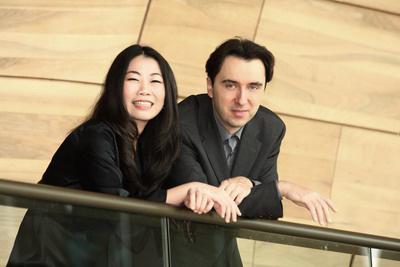 Hsin-Ni Liu, Legendy László, a PianoForte Duó
