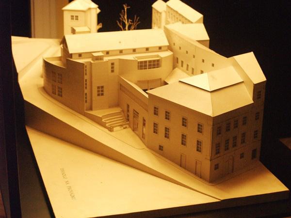 Bajor Gizi Színészmúzeum - építészeti kiállítás