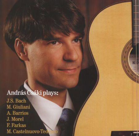Csáki András CD