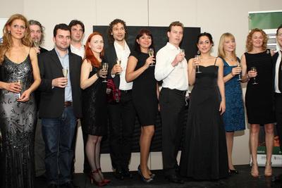 Szerepgyőztesek csoportja - Armel Operaverseny - 2. forduló