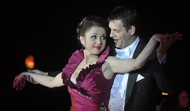 Boncsér Gergely, Kszenyija Rigojeva - Lehár Ferenc Nemzetközi Operett Énekverseny