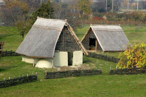 Vaskori falu a Matrica Múzeumban, Százhalombatta