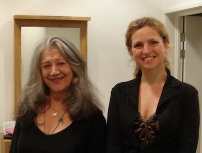 Martha Argerich és Csillagh Katalin
