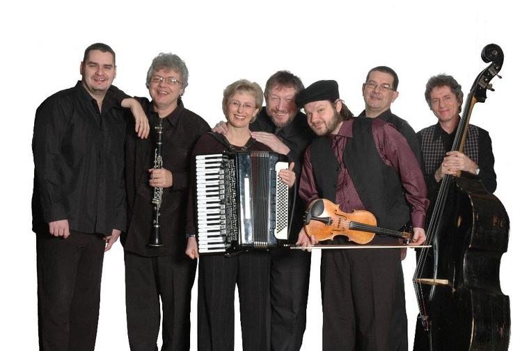 Budapest Klezmer Band 2010