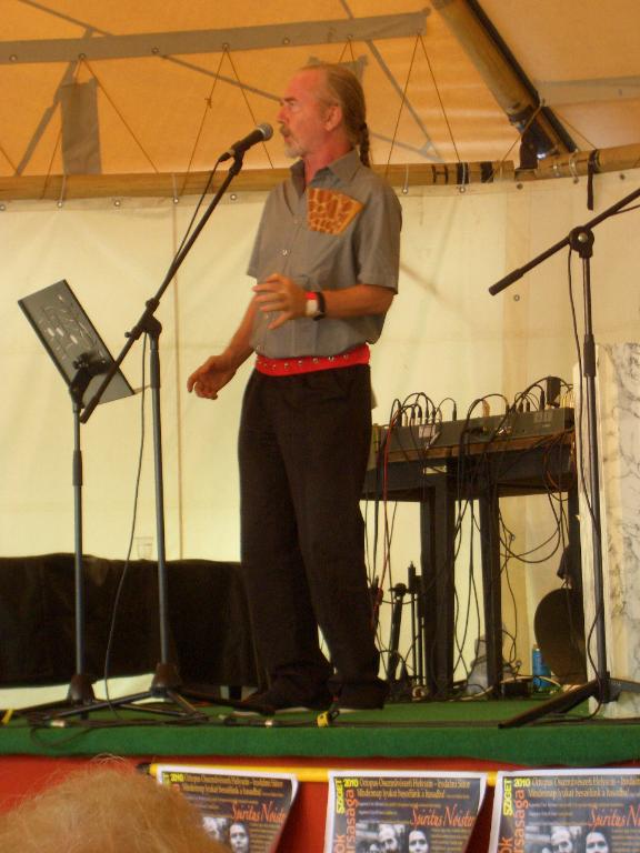 Hangköltészeti Hungarikum: Spiritus Noister