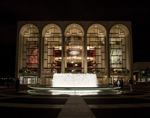 Metropolitan Opera, New York