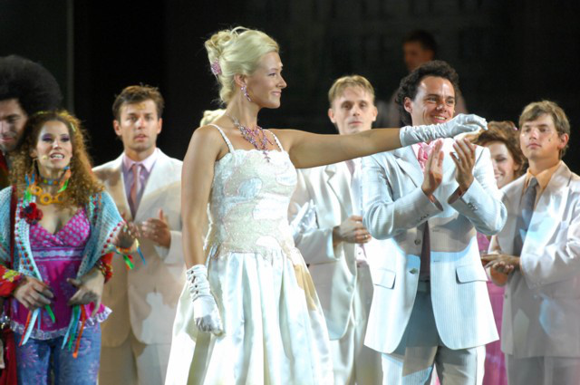 Peller Anna - Hair - Szegedi Szabadtéri Játékok