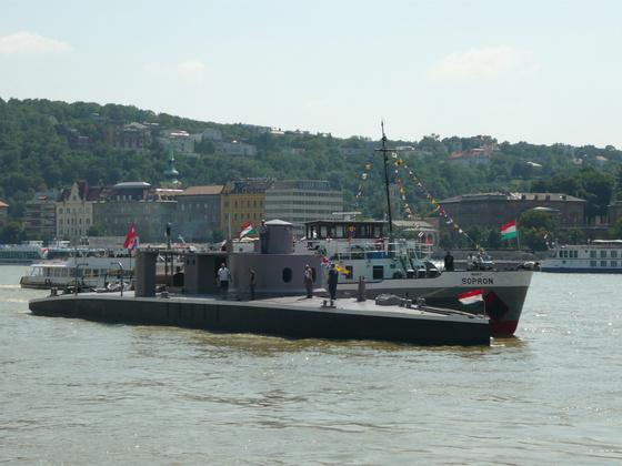 Leitha/Lajta múzeumhajó