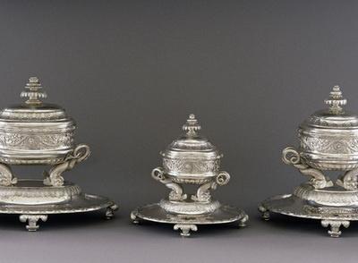 ezüst készlet, Esterházy-kastély, Kismarton