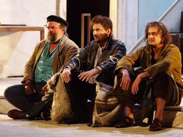 Bohémélet (Örkény Színház - fotó: SzoFi)