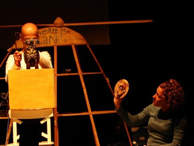Pupilla Bábszínház: Az utolsó repülés avagy a bárányfelhők hercege -