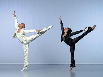 Alvin Ailey American Dance Theater, New York, Pas de Duke, Matthew Rushing és Linda C. Sims