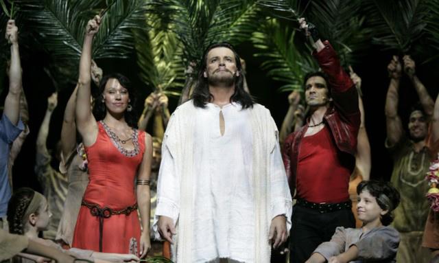 Jézus Krisztus Szupersztár : Gallusz Nikolett - Mária Magdolna, Tóth Attila - Jézus, Száraz Tamás - Júdás