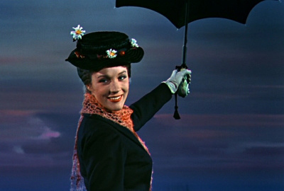 Julie Andrews - Mary Poppins
