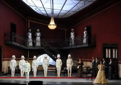 A rózsalovag - Magyar Állami Operaház