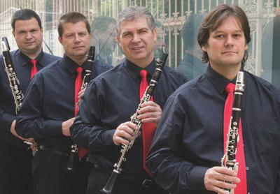 Budapest Clarinet Quartet