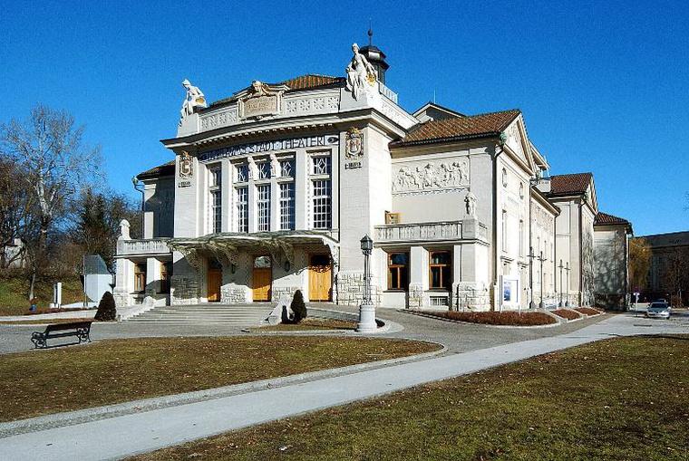 Klagenfurt, Stadttheater