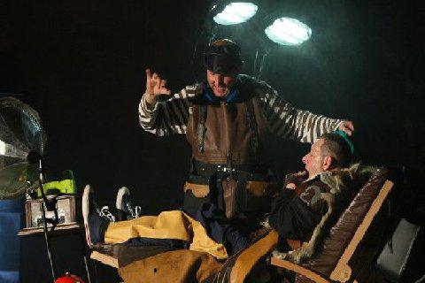A farkas, a kecskemama és a három kisgida - Bukaresti Nemzetközi Gyerekszínházi Fesztivál