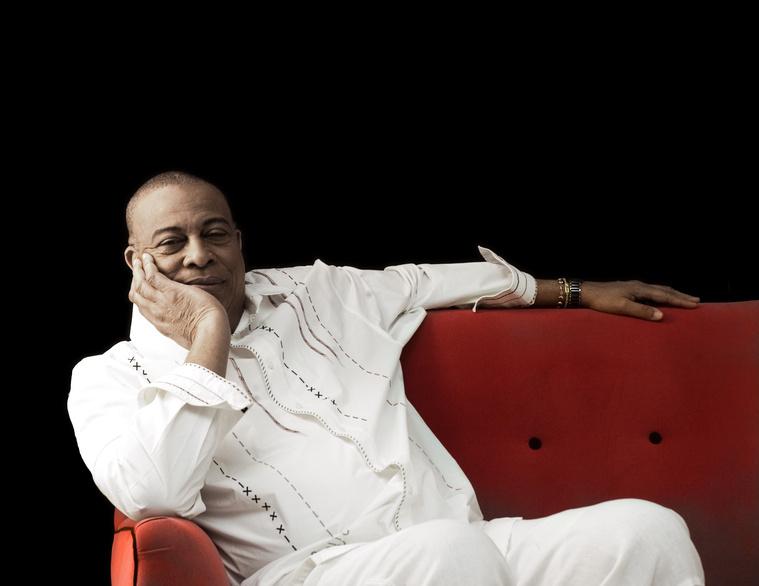 Chucho Valdés kubai zongorista és zenekarvezető