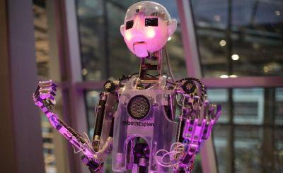 Varsói robotszínész