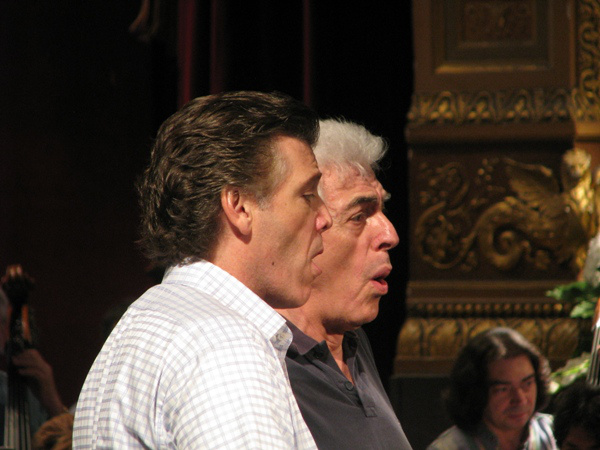 Thomas Hampson és Polgár László