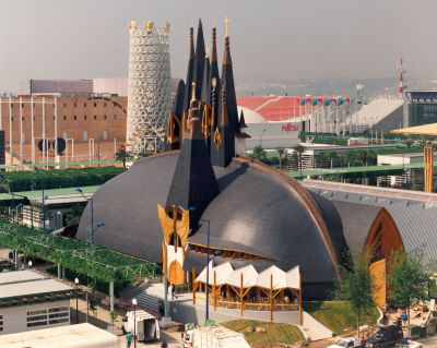 Sevillai pavilon