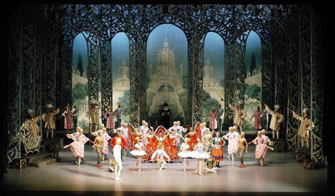 Diótörő - Magyar Nemzeti Balett