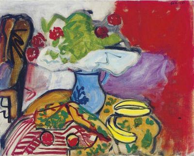 Sr. Robert de Niro: Csendélet virággal és gyümölccsel