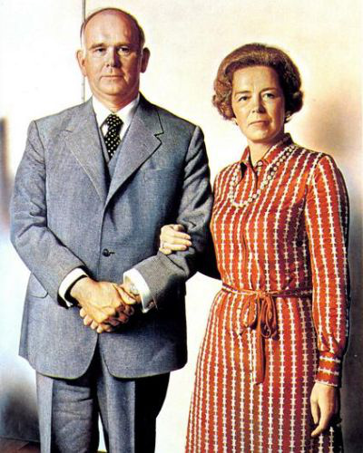 Peter és Irene Ludwig