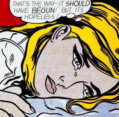 Roy Lichtenstein képe (Ludwig)