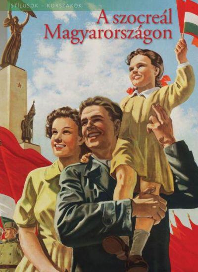 A szocreál Magyarországon - borító