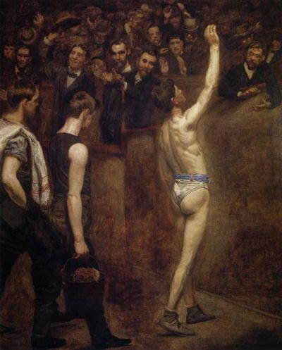 Thomas Eakins: Üdvözlés