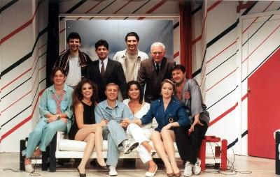 Páratlan páros - 1985