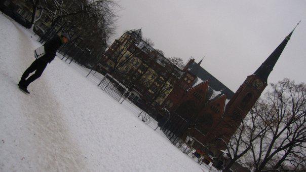 Berlin télen