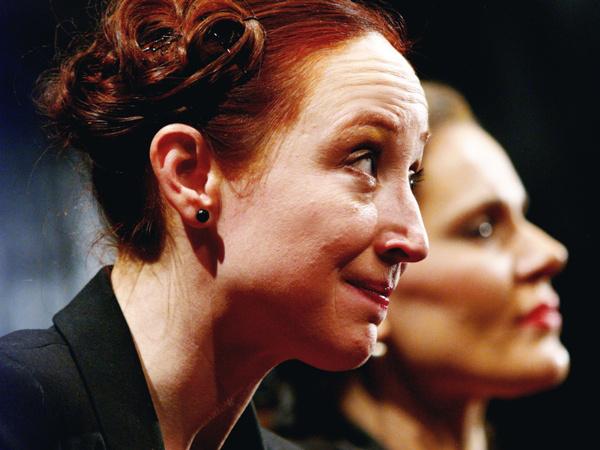 nőNYUGAT - Bíró Kriszta, Kerekes Viktória (Örkény Színház, Thália Színház - fotó: SzoFi)