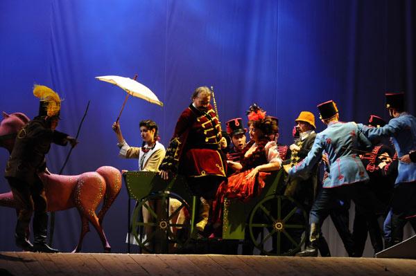 Lúdas Matyi - Csokonai Színház, Debrecen