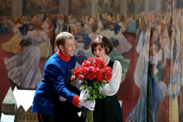 A mosoly országa - Komische Oper