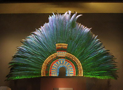 Moctezuma tollkoronája
