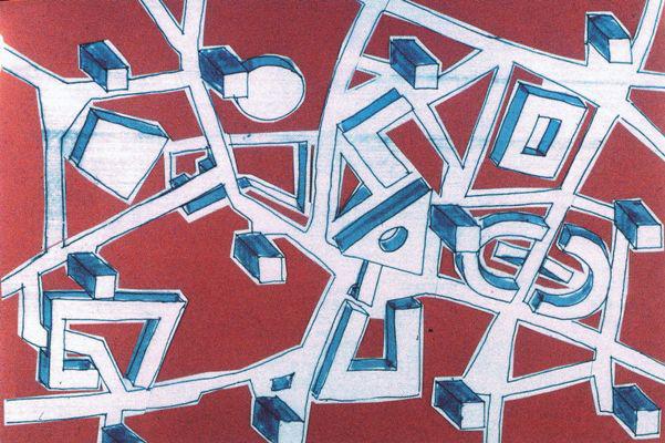 Yona Friedman: Lebegő város