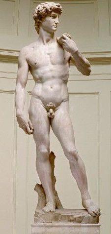 Michelangelo: Dávid