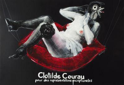Andrej Tóth: Clotilde de Courau