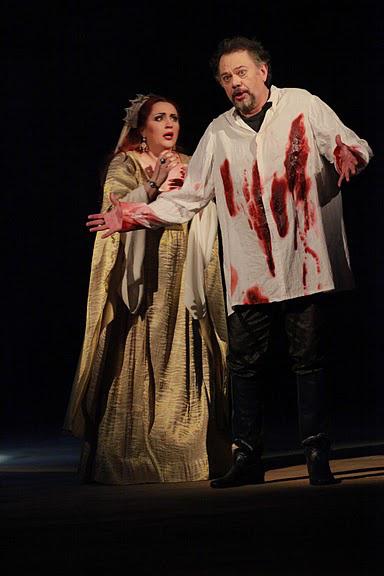 Macbeth - Lukács Göngyi, Alexandru Agache