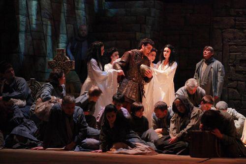 Macbeth - Lame Rahaj - Magyar Állami Operaház