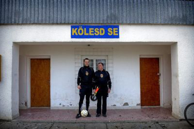 Mártonfai Dénes: Kölesd SE