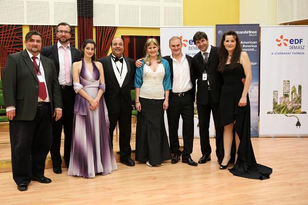 Döntősök - Armel Operaverseny és Fesztivál 2011
