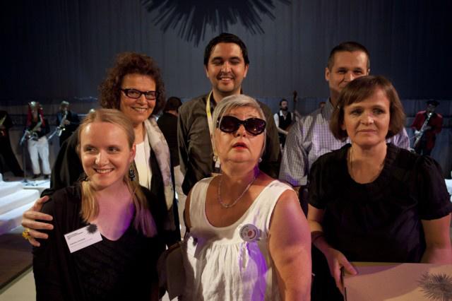 Az ERSTE Alapítvány 2011-es Társadalmi Integrációs Díj nyertesei