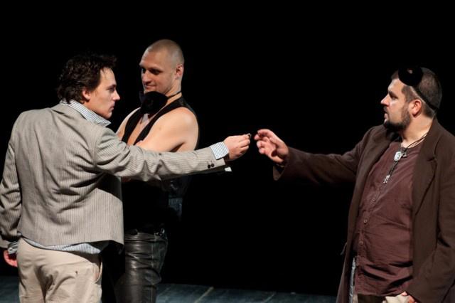 A velencei kalmár - Sepsiszentgyörgyi Tamási Áron Színház