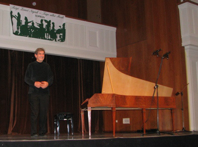 Régi Zenei Napok, Sopron 2011