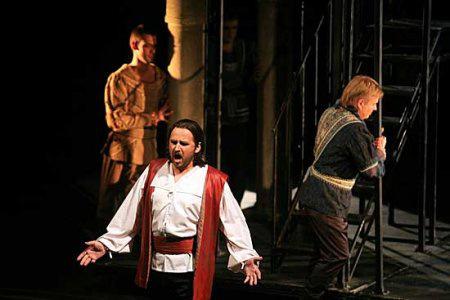 Oleg Dolgov - Rigoletto - Galina Visnyevszkaja Operaközpont, Moszkva